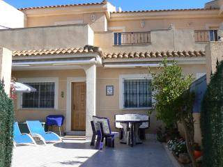 Modern 3 bed house with pretty garden at the beach - Los Urrutias vacation rentals