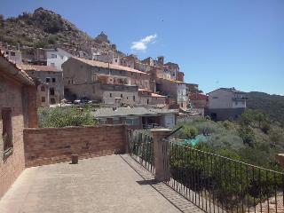 CASA DE PUEBLO PARA 7 PERSONAS, TARTAREU (Lleida) - Ager vacation rentals