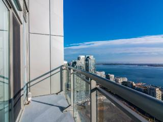 Luxury Building! Brand New 2 bdrm Penthouse - Toronto vacation rentals
