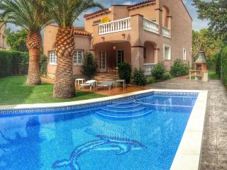 B02 NAPOLEON villa en playa piscina privada wifi - L'Hospitalet de l'Infant vacation rentals
