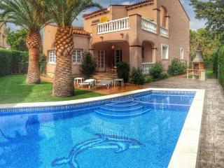 B02 NAPOLEON villa en playa piscina privada wifi - Miami Platja vacation rentals