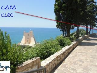 Lovely 1 bedroom Apartment in Sperlonga with Balcony - Sperlonga vacation rentals