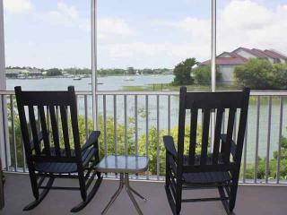 Spacious, clean and comfortable 3 BD/3 BA Sleeps 6-8 Marsh View Condo-With Pool - Folly Beach vacation rentals
