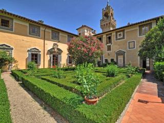 Tuscan Apartment in Historic Castle - Il Castello 21 - Montespertoli vacation rentals