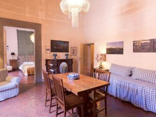 Tuscan Apartment in Historic Castle - Il Castello 8 - Montespertoli vacation rentals
