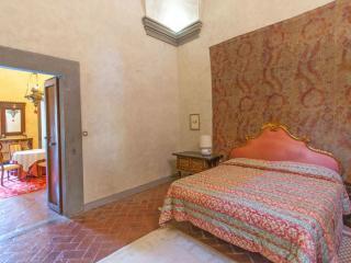 Tuscan Apartment in Historic Castle - Il Castello 5 - Montespertoli vacation rentals