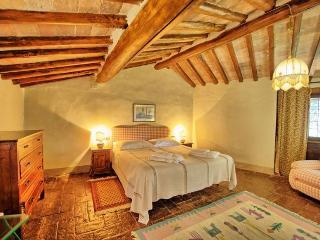 Tuscan Apartment in Historic Castle - Il Castello 11 - Montespertoli vacation rentals