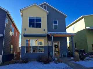 Modern, special green home in North Boulder - Boulder vacation rentals