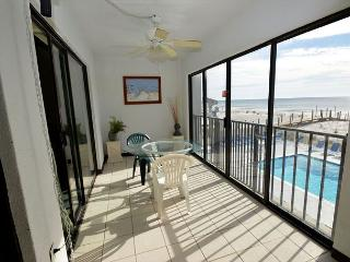 Gulf Tower 1C ~ Great Studio Enclosed Balcony ~ Bender Vacation Rentals - Gulf Shores vacation rentals