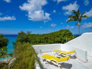 Incredible views of the Caribbean Sea - The Garden vacation rentals