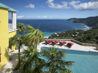 5 bedroom Villa with Private Outdoor Pool in Tortola - Tortola vacation rentals