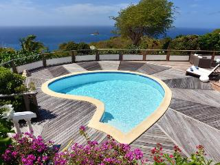 Total Privacy with expansive sea views - Anse des Flamands vacation rentals