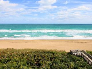 Oceanfront Penthouse S Hutchinson Island IRP - Stuart vacation rentals