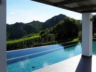 Contemporary Villa in a very private setting - Grand Fond vacation rentals