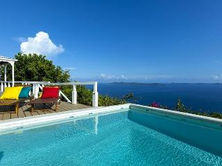Toa Toa House - Ideal for Couples and Families, Beautiful Pool and Beach - Tortola vacation rentals