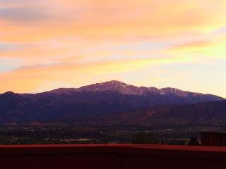 Wide Open, Lots Of Light, Views Views Views! - Colorado Springs vacation rentals