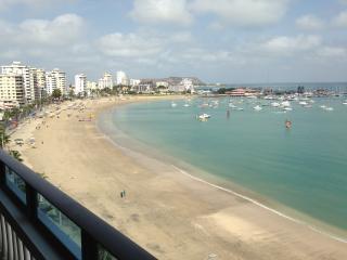 Salinas, Ecuador Ocean Front 7th Floor 3 BR/2.5 BA - Salinas vacation rentals