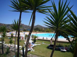 Cap Esterel Beau 2 pièces avec superbe vue mer - Agay vacation rentals
