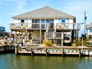 Water's Edge - Boat, Kayak or Paddle from your own backyard Dock - Dauphin Island vacation rentals