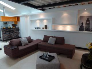 Beautiful penthouse fully furnished in Laureles - Medellin vacation rentals