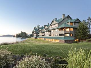 WorldMark Couer D'Alene - 135 miles of shoreline - Harrison vacation rentals