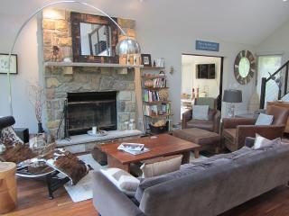 Streamfront,Modern Style, in Exclusive Pocono Lake - Pocono Pines vacation rentals