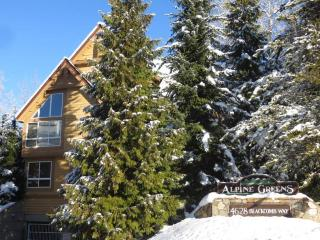 Alpine Greens #21 - Whistler vacation rentals