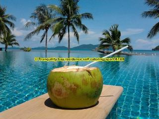 sea view  self catering 2 bedrooms apartment - Koh Chang vacation rentals