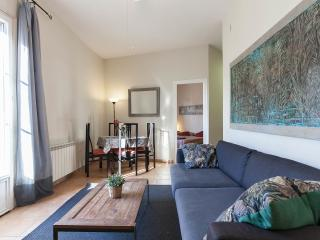 Gaudi-11: Large, bright apartment on Rambla Catalunya - Barcelona vacation rentals
