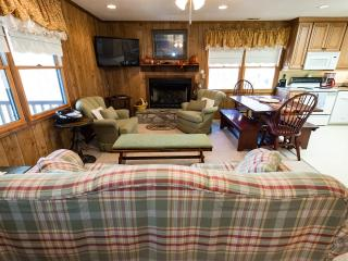 Majestic Vista-Large, Updated Home with Amazing Views and Privacy! - Waynesville vacation rentals