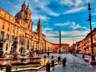 Few steps from Piazza Navona 2 Air Con - Rome vacation rentals