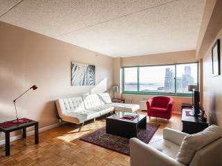 Manhattan Views, High Rise, Waterfront 1 bed room - Jersey City vacation rentals