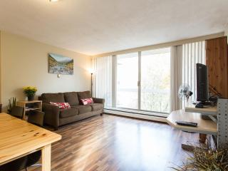 Sleeps 5 West End Vancouver on Pendrell near Davie - Vancouver vacation rentals