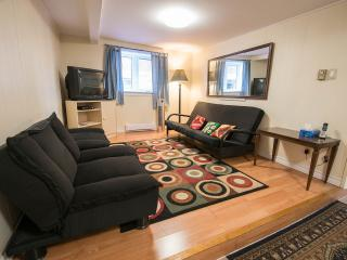Furnished 1 Br Ground Floor Apt. Near Metro - Montreal vacation rentals