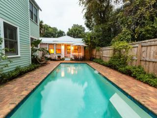 Lovely Home with Heated Pool in Historic Downtown! - Saint Augustine vacation rentals