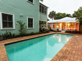 Spacious Home with Pool in Historic Downtown! - Saint Augustine vacation rentals