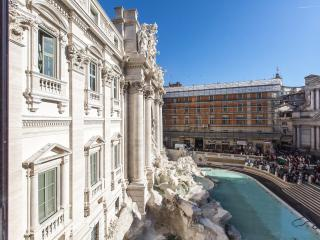 Unique, Amazing Overlooking The Trevi Fountain, Luxury Flat - Rome vacation rentals