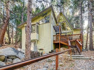 Classic alpine charm with private library & attached studio - Idyllwild vacation rentals
