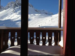 JOLI STUDIO PIED DES PISTES TIGNES VAL CLARET - Tignes vacation rentals