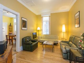 Traditional Plateau 4.5, ideal location 2 bedrooms - Montreal vacation rentals