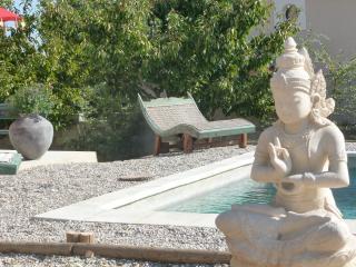 Appartement avec piscine neuf près de l'Ardèche - Saint-Julien-de-Peyrolas vacation rentals