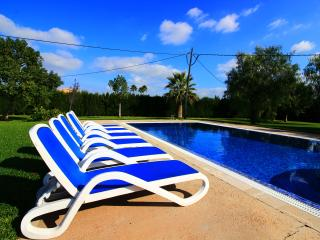 VILLA WIND with a private pool and jacuzzi - Sa Pobla vacation rentals