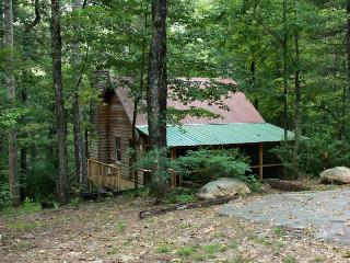 Dream Catcher Rustic Cabin - Tallulah River - Tallulah Falls vacation rentals