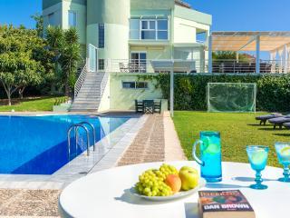 Perfect 6 bedroom Villa in Nea Kydonia with Internet Access - Nea Kydonia vacation rentals