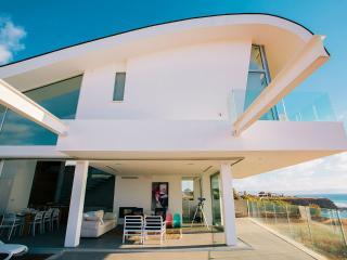 Modern luxury villa, sleeps 8 (+2 kids), seafront - Nea Dimmata vacation rentals