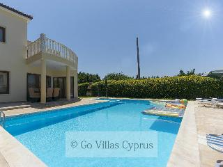 Stunning 3BR Villa, private pool,50 m from the sea - Argaka vacation rentals