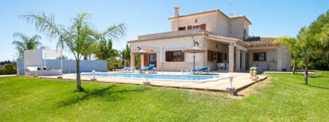 Villa Marga - Image 1 - Majorca - rentals