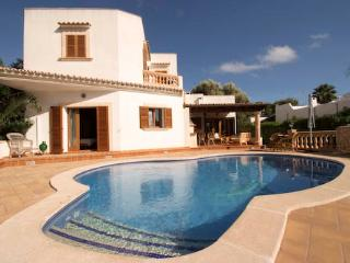 Bright Villa with Private Outdoor Pool and A/C - Cala d'Or vacation rentals