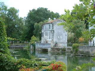 Lovely converted water mill in a beautiful setting - Jarnac vacation rentals