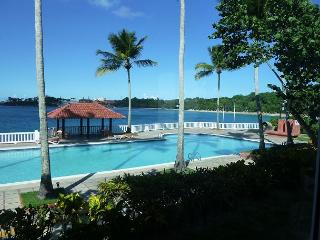 Spectacular ocean front villa with direct beach view to Sosua beach - Sosua vacation rentals